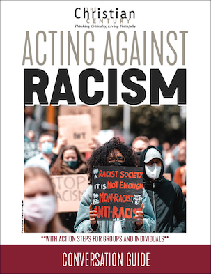 Acting Against Racism Conversation Guide cover